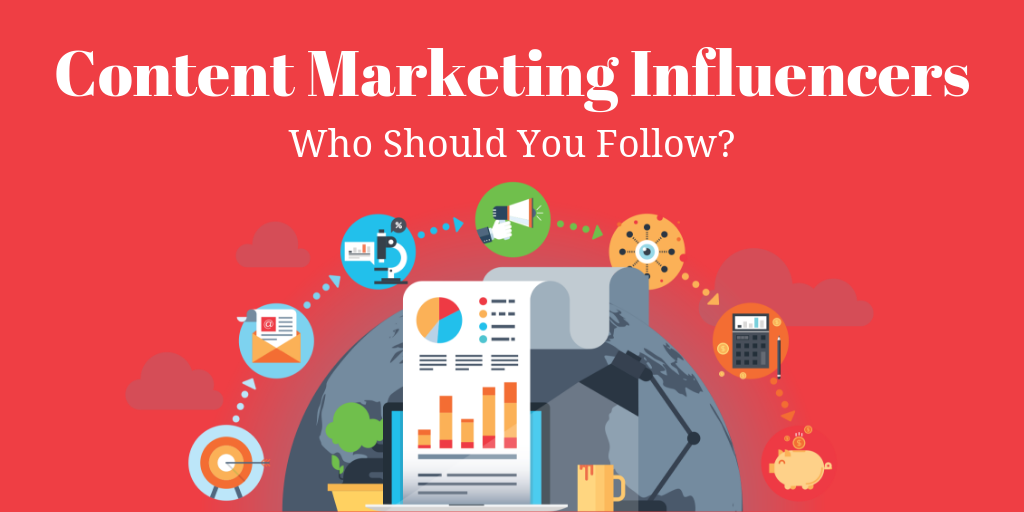 50 Content Marketing Influencers You Should Follow